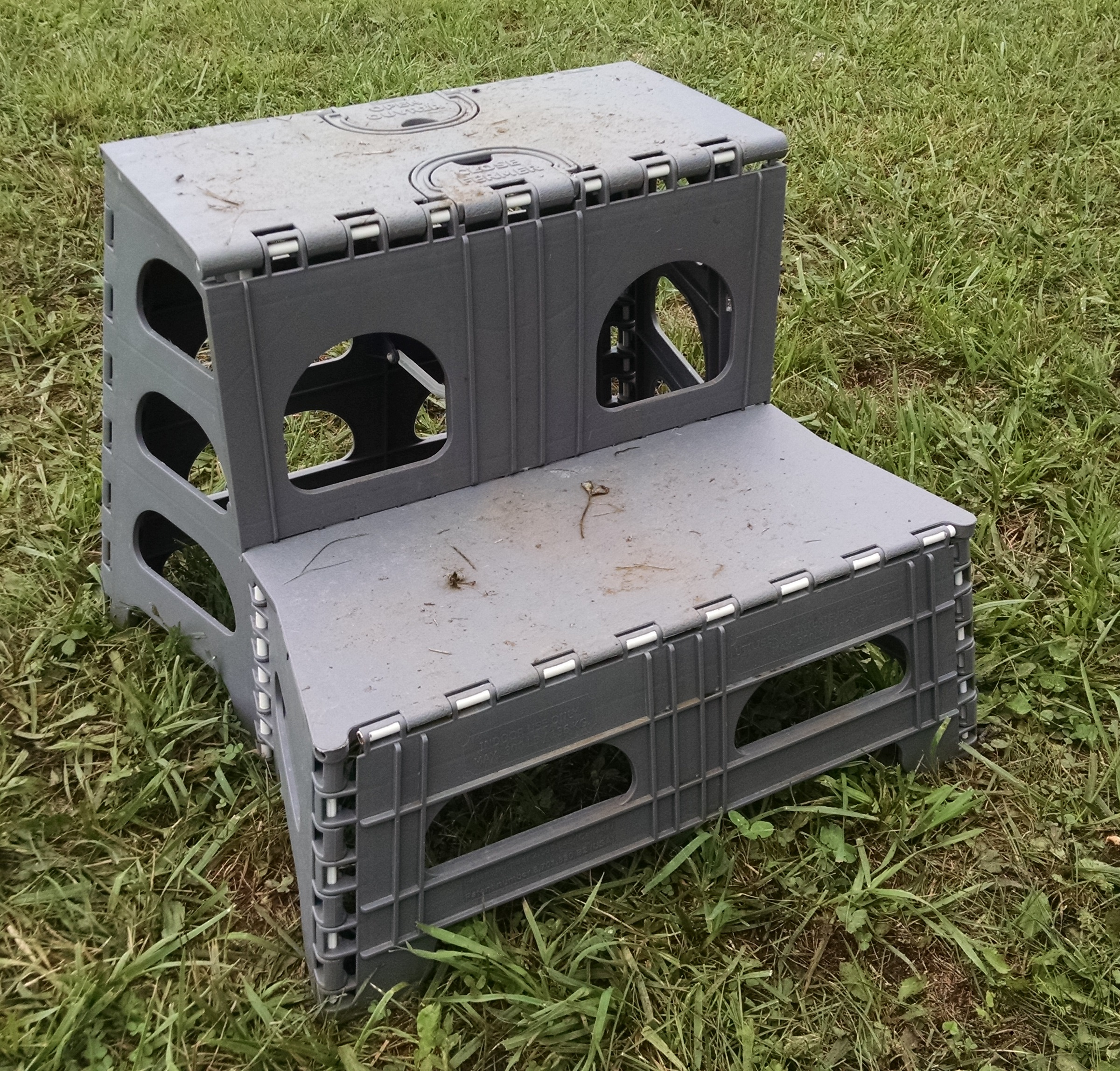 Collapsible Mounting Block Product Review Horse